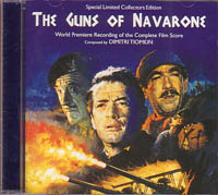 THE GUNS OF NAVARONE ナバロンの要塞