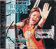 A NAME FOR EVIL / THE UNKNOWN 2作収録