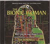 THE BIONIC WOMAN EPISODE: KILL OSCAR PARTS 1&3 バイオニック・ジェミー