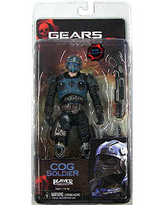 NECA GEARS OF WAR SERIES 5 COG SOLDIER