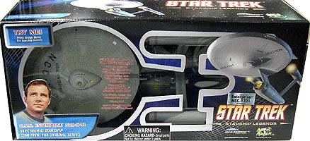 DIAMOND SELECT STAR TREK U.S.S. ENTERPRISE NCC-1701 [HD EDITION]
