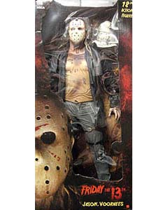 NECA FRIDAY THE 13TH リメイク版 18インチ JASON VOORHEES [HOCKEY MASK]