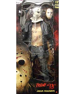 NECA FRIDAY THE 13TH リメイク版 18インチ JASON VOORHEES [SACK MASK]