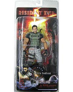 NECA RESIDENT EVIL 5 CHRIS REDFIELD