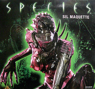 SIDESHOW SPECIES SIL MAQUETTE 限定750個