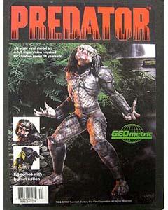 絶版商品 ジオメトリック PREDATOR 1/8スケール ソフビキット (キットは未塗装です。ベースなし。)