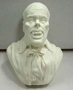 ジミーフリントストーン オペラ座の怪人 胸像 約1/4フィギュアサイズ レジンキャスト (キットは未塗装です。箱はありません。)