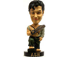NECA HEAD KNOCKERS ASH
