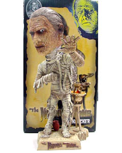 NECA HEAD KNOCKERS UNIVERSAL MONSTERS THE MUMMY'S TOMB