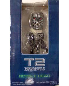SIDESHOW TERMINATOR 2 BOBBLE HEAD ENDOSKELETON