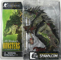 McFARLANE McFARLANE'S MONSTERS SEA CREATURE