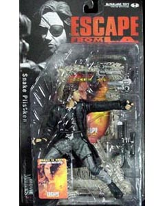 McFARLANE MOVIE MANIACS 3 ESCAPE FROM L.A. SNAKE PLISSKEN ブリスターヤケ特価