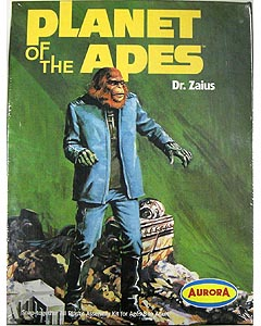 POLAR LIGHTS PLANET OF THE APES Dr.ZAIUS