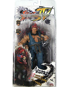 NECA STREET FIGHTER IV SERIES 2 AKUMA