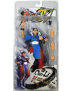 NECA STREET FIGHTER IV SERIES 2 CHUN-LI