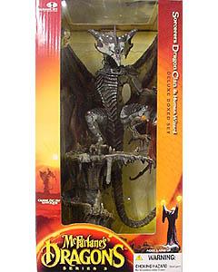 McFARLANE McFARLANE'S DRAGONS 3 DX BOX SORCERERS DRAGON CLAN & HUMAN WIZARD