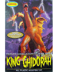 POLAR LIGHTS KING GHIDORAH