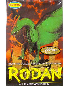 POLAR LIGHTS RODAN