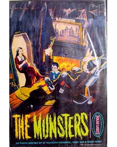 POLAR LIGHTS THE MUNSTERS