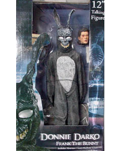 NECA CULT CLASSICS SERIES 2 DONNIE DARKO FRANK THE BUNNY 12インチ トーキング