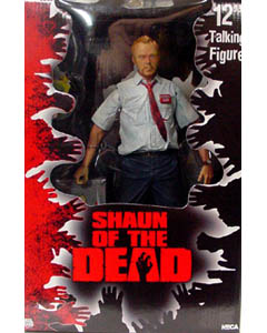 NECA CULT CLASSICS SERIES 4 SHAUN OF THE DEAD SHAUN 12インチフィギュア 箱傷み特価