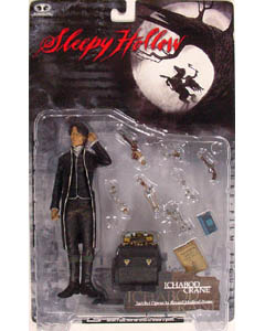 McFARLANE SLEEPY HOLLOW ICHABOD #1 ブリスターヤケ特価