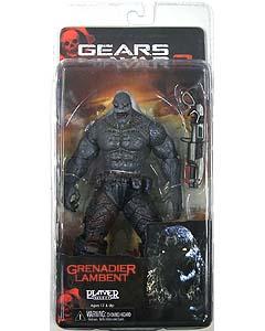 2009年サンディエゴ コミコン限定 NECA GEARS OF WAR 2 GRENADIER LAMBENT