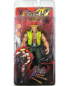 2009年サンディエゴ コミコン限定 NECA STREET FIGHTER IV GUILE