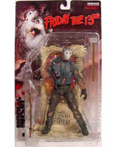 McFARLANE MOVIE MANIACS 1 FRIDAY THE 13th JASON [血糊なし] 国内版