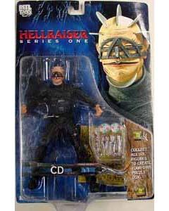 NECA HELLRAISER SERIES 1 CD