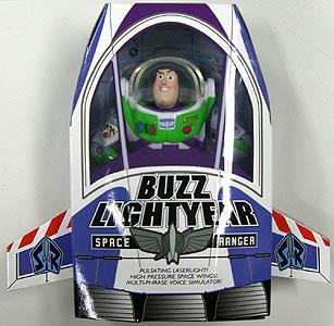 2009年サンディエゴ コミコン限定 MATTEL TOY STORY BUZZ LIGHTYEAR