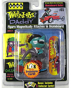 HAWK WEIRD-OHS MAGNETIC FIGURE DADDY