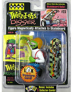 HAWK WEIRD-OHS MAGNETIC FIGURE DIGGER