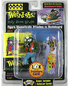 HAWK WEIRD-OHS MAGNETIC FIGURE LEAKY BOAT LOUIE