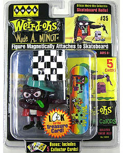 HAWK WEIRD-OHS MAGNETIC FIGURE WADE A MINUT