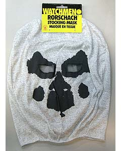 RUBIE'S製 WATCHMEN RORSCHACH STOCKING MASK