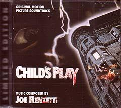 CHILD'S PLAY チャイルドプレイ
