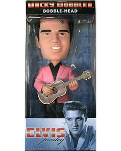 FUNKO WACKY WOBBLER ELVIS PRESLEY BOBBLE HEAD