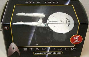 MATTEL HOT WHEELS STAR TREK 1/50スケール U.S.S. ENTERPRISE NCC-1701