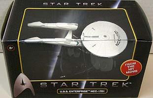 MATTEL HOT WHEELS STAR TREK 1/50スケール U.S.S. ENTERPRISE NCC-1701