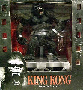 McFARLANE MOVIE MANIACS 3 KING KONG DX BOX バリエーション