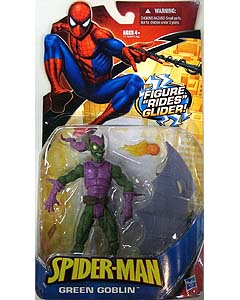 HASBRO SPIDER-MAN CLASSICS 2009 GREEN GOBLIN