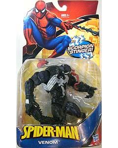 HASBRO SPIDER-MAN CLASSICS 2009 VENOM [SCORPION STINGER!]