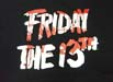 「13日の金曜日 / BLOODY LOGO」 FRIDAY THE 13TH #7