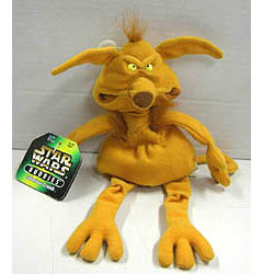KENNER STAR WARS BUDDIES SALACIOUS CRUMB