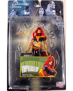DC DIRECT ELSEWORLDS SERIES 1 THRIL KILLER BATGIRL 台紙傷み特価