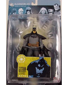 DC DIRECT ELSEWORLDS SERIES 2 GOTHAM BY GASLIGHT BATMAN