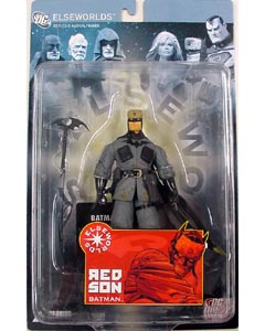 DC DIRECT ELSEWORLDS SERIES 2 RED SON BATMAN