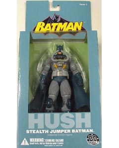 DC DIRECT BATMAN HUSH SERIES 3 STEALTH JUMPER BATMAN