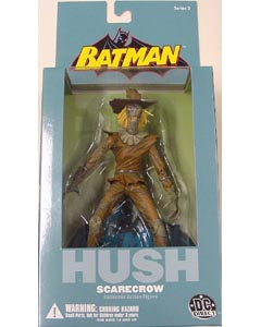 DC DIRECT BATMAN HUSH SERIES 3 SCARECROW